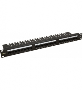 PATCH PANEL RP-U24V6 ΓΙΑ RACK 19