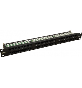 PATCH PANEL RP-U48V5 ΓΙΑ RACK 19
